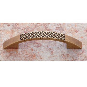 Jvj Hardware Barcelona Collection Basket Weave Pull