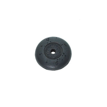 Jvj Hardware Bedrock Collection Rustic Backplate For Knob