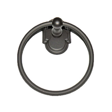 Jvj Hardware Chateau Series Towel Ring