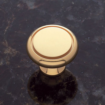 Jvj Hardware Classic Collection Flat Top Knob