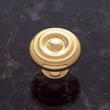 Jvj Hardware Classic Collection Georgian 1 1/4 Inch Knob