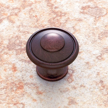 Jvj Hardware Classic Collection Large Button Knob