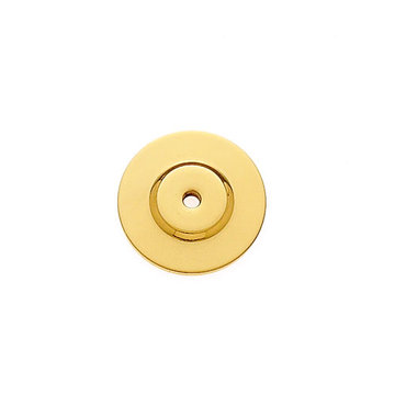 Jvj Hardware Classic Collection Round Backplate For Knob