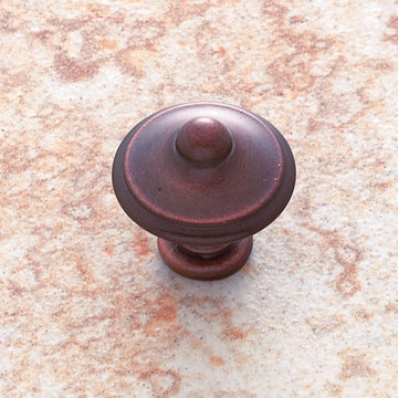 Jvj Hardware Classic Collection Small Button Knob