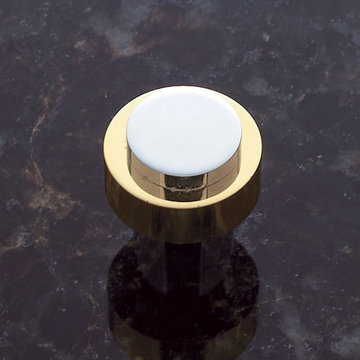 Jvj Hardware Contemporary Collection Smooth Knob