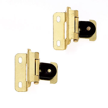 Jvj Hardware Double Demountable Self Closing Hinge
