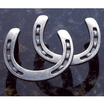 Jvj Hardware Double Horseshoe Knob