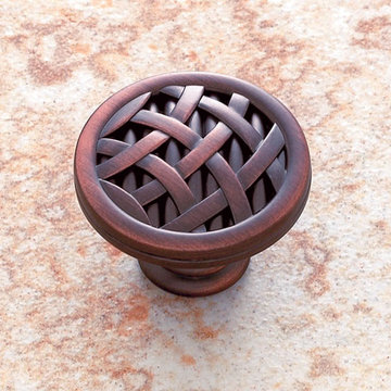 Jvj Hardware French Provincial Collection Crisscross Knob