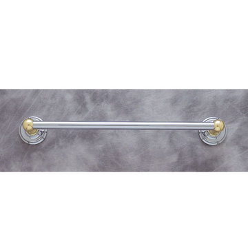 Jvj Hardware Highland Series 24 Inch Towel Bar