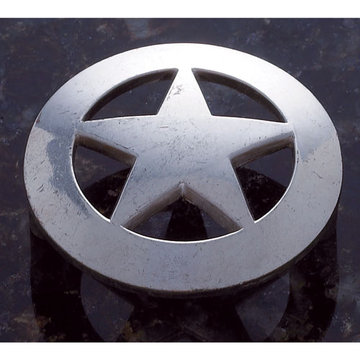 Jvj Hardware Large Star Knob