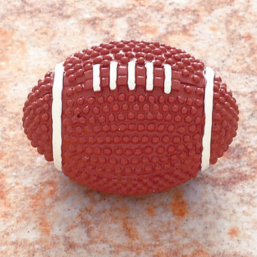 Jvj Hardware Novelty Collection Football Knob