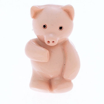 Jvj Hardware Novelty Collection Pink Pig Knob