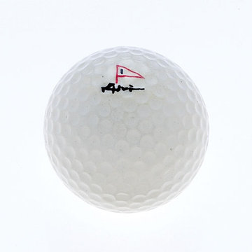 Jvj Hardware Novelty Collection White Large Golf Ball Knob