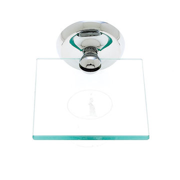 Jvj Hardware Paramount Series Potpourri Glass Shelf