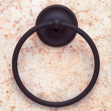 Jvj Hardware Paramount Series Towel Ring