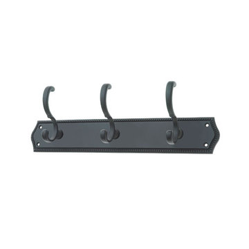 Jvj Hardware Prestige Series Triple Hook Roped Rail
