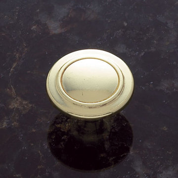 Jvj Hardware Vintage Collection Ringed Alloy Knob