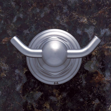 Jvj Hardware Waterworks Series Double Robe Hook