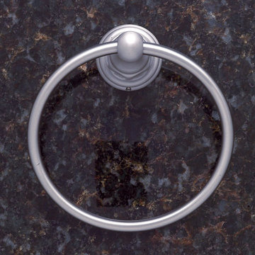 Jvj Hardware Waterworks Series Towel Ring