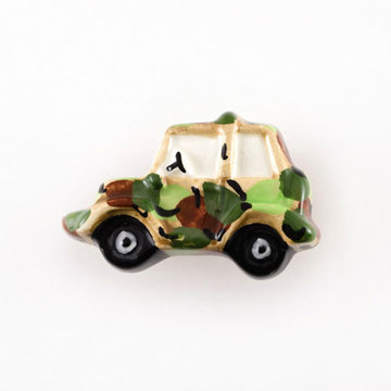 Nifty Nob Army Vehicle Cabinet Knob