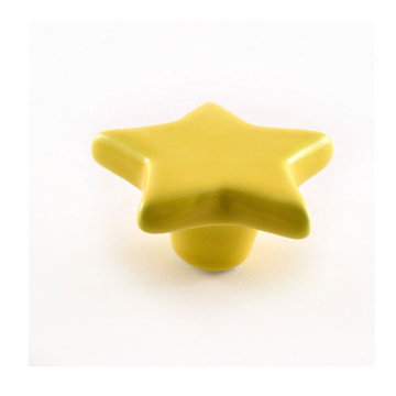 Nifty Nob Gold Star Cabinet Knob