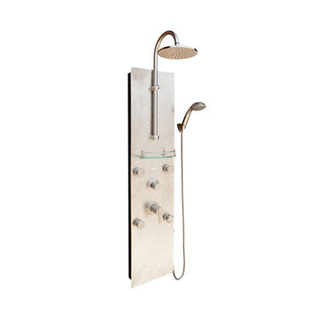 Pulse Shower Spas Vaquero Shower Panel