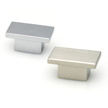 Topex Contemporary 44mm Small Rectangular Knob