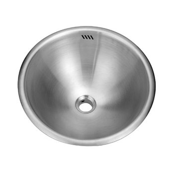 Gourmetier Beverly Hills Stainless Steel Vessel Sink