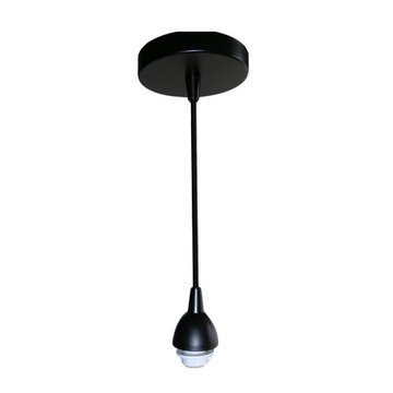 Premier Copper Black Pendant Lamp Fixture
