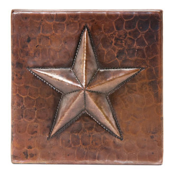 Premier Copper Copper Star Tile