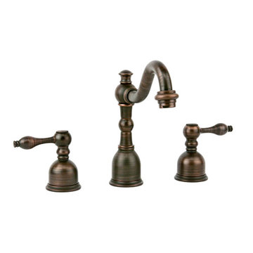 Premier Copper Widespread Bathroom Faucet