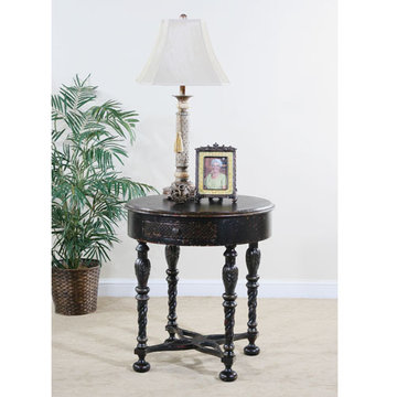 Astoria Round End Table