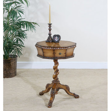 Houston Decagon End Table