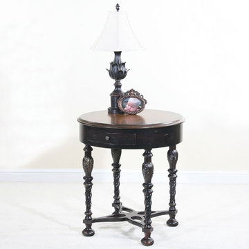 Houston Round Side Table