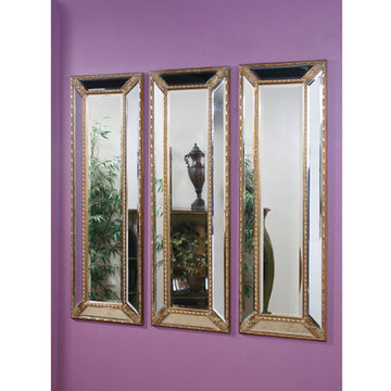 Marbella Triple Mirror Set