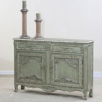 Mayfield Country French Green Console