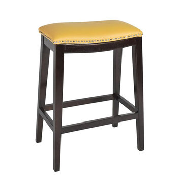 Southwest 24 Inch Barstool - Butter Yellow