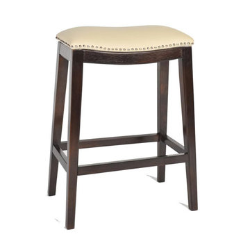 Southwest 24 Inch Barstool - Cream