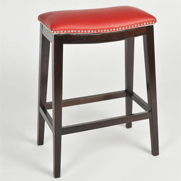 Southwest 29 Inch Barstool - Pepper Red