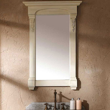 James Martin Brookfield 26 Inch Cottage Mirror