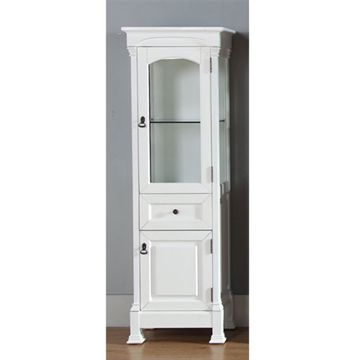 James Martin Brookfield Cottage Linen Cabinet