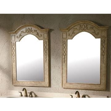 James Martin Classico 31 Mountrose Mirrors - Pair