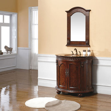 James Martin Classico 37 Inch Winola Bathroom Vanity