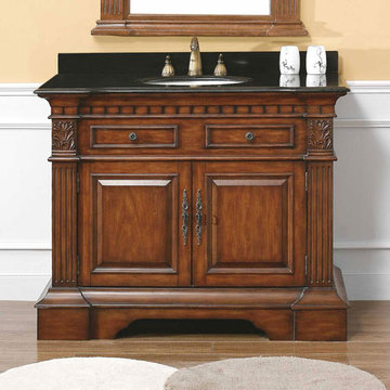 James Martin Classico 42 Gayle Granite Top Bathroom Vanity