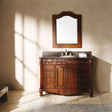 James Martin Classico 48 Inch Tanya Cherry Bathroom Vanity