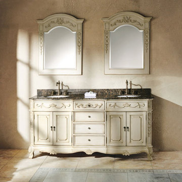 James Martin Classico 72 Inch Bella Double Vanity