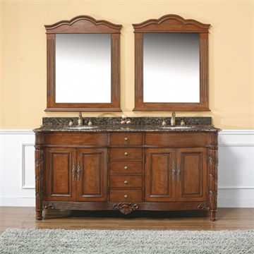 James Martin Classico 72 Inch Dalia Bathroom Vanity