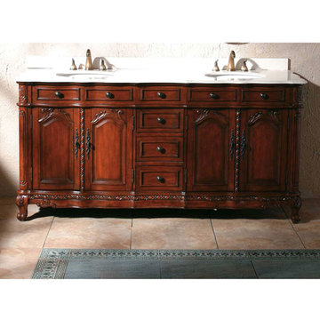 James Martin Classico 72 Inch Merryton Double Bathroom Vanity