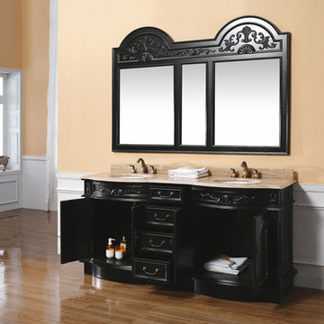 James Martin Classico 72 Inch Zara Double Bathroom Vanity