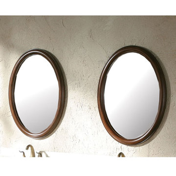 James Martin Classico Baymount Mirrors - Pair